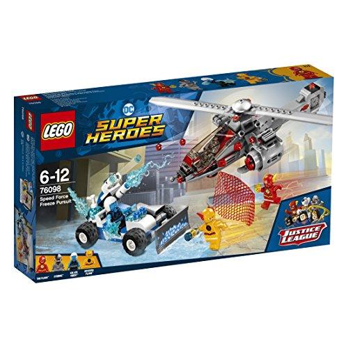 レゴ(LEGO) スーパー・ヒーローズ インフューザーの奪還 76098