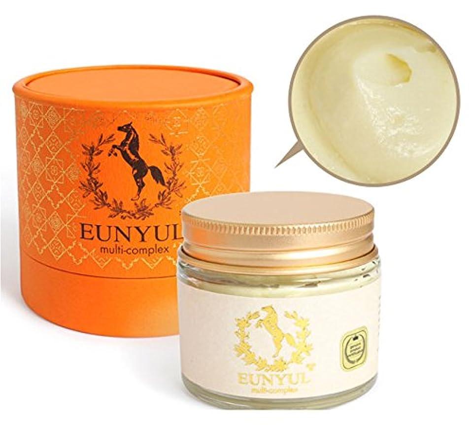 チューリップストライプストレスの多い[EUNYUL] 馬油クリーム 70g(Horse Oil Wrinkle Care)