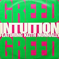 Greed (feat. Keith Nunnally) / Vinyl Maxi Single [Vinyl 12'']