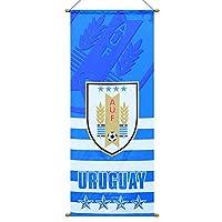 Liebeye 国旗 吊り下げ 壁掛け 2018ロシア ワールドカップ サッカー 応援 ユニーク ハンギング ウルグアイ