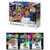 スプラトゥーン イカす!セット Wii U+ソフト+amiibo 3体(ボーイ/ガール/イカ)セット [並行輸入品]
