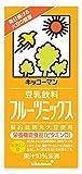 豆乳飲料 フルーツミックス 1L ×6本