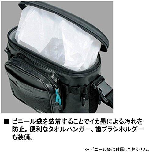 ダイワ(Daiwa) タックルバッグ エメラルダス エギ クリール50 ブラック