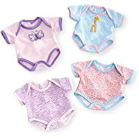 You & Me Baby Doll Bodysuit Set for 12-14