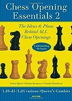 Chess Opening Essentials: 1.d4-d5 / 1.d4-various / Queen's Gambits