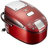 日立 炊飯器 圧力IHスチーム 打込み鉄釜 5.5合 RZ-WV100M R