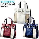シマノ へらバッグ へらサブバッグXT BA-043L パールホワイト