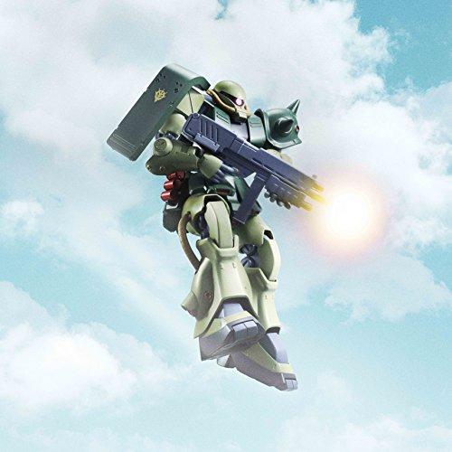 ROBOT魂 機動戦士ガンダム0080 [SIDE MS] MS-06FZ ザクII改 ver. A.N.I.M.E. 約125mm ABS&PVC製 塗装済み可動フィギュア