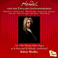 Various: Handel & His English