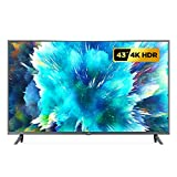 Xiaomi L43M5-5ARU 43-inch 4K HDR Smart LED TV Digital Ready Android TV with Google Playstore, Youtube and Google Assistant Built-in