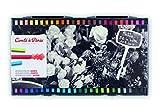 コンテ・ア・パリ カレコンテ カラー プラスチックボックス アソート 48色セット 50134