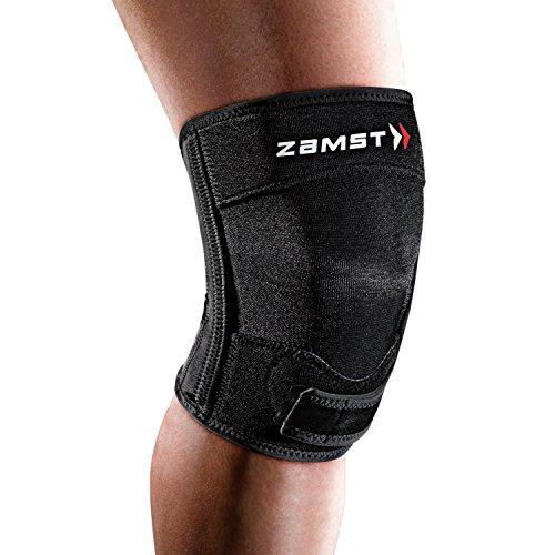 ZAMST(ザムスト) RKシリーズ ランニング ヒザサポーター ブラック S~LLサイズ