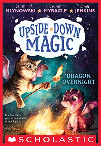 Dragon Overnight (Upside-Down Magic #4) (English Edition)