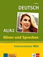 Horen und Sprechen Intensivtrainer NEU: Buch A1/A2