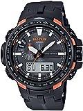 [カシオ]CASIO 腕時計 PROTREK トリプルセンサーVer.3搭載 世界6局対応電波ソーラー PRW-6100Y-1JF メンズ