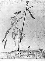 手描き-キャンバスの油絵 - Phenix Paul Klee 芸術 作品 洋画 ウォールアートデコレーション -サイズ18
