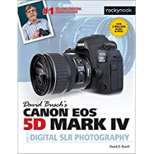 David Busch Canon EOS 5D Mark IV