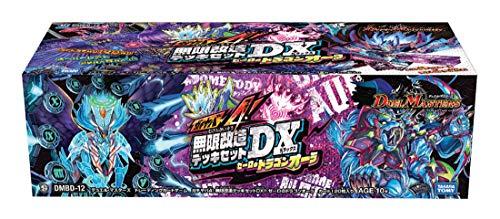 DMBD-12 デュエル・マスターズTCG ガチヤバ4! 無限改造デッキセットDX!! ゼーロのドラゴンオーラ