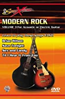 Modern Rock for Acoustic or Electric Guitar [DVD]