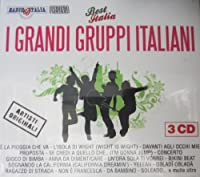 Audio Cd - Grandi Gruppi Italiani (I) (3 Cd) (1 CD)