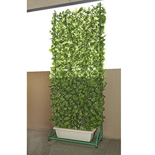 グリーンカーテン 支柱 猛暑 夏 涼しい クールダウン ひよけ 日差し 節約 ベランダ用 ラティス 目隠し スタンド 日よけ おしゃれ 緑のカーテンハイタイプ