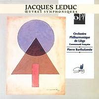 Symphonic Works (Overture D'ete/Symphonie)
