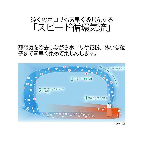 シャープ 加湿 空気清浄機 プラズマクラスター...の紹介画像4