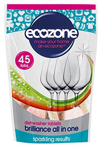 Ecozone - Dishwasher Tablets -...