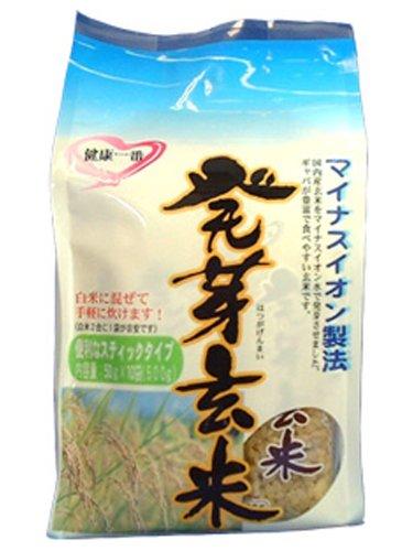 日本精麦 発芽玄米 スティックタイプ 50g×10袋