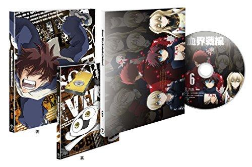 血界戦線 第6巻 (初回生産限定版) [Blu-ray]の詳細を見る