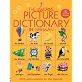 Usborne Picture Dictionary in German (Picture Dictionaries)