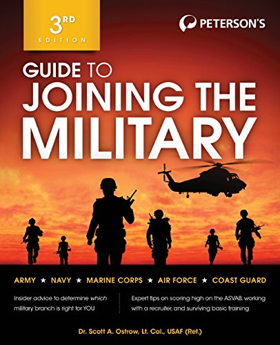 Download Guide to Joining the Military 0768938376