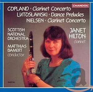 Clarinet Concerto / Dance Preludes