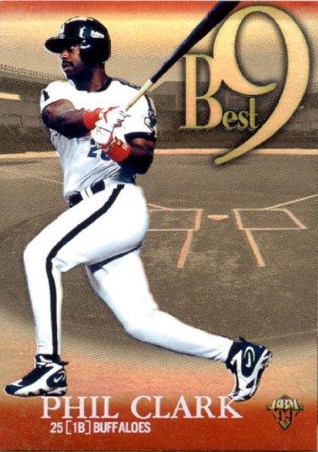 BBM1999 ベースボールカード ベストナイン No.B12 クラーク