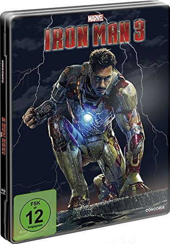 Iron Man 3 Metallbox Lim.ed. [Blu-ray]