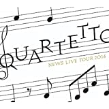 NEWS LIVE TOUR 2016 QUARTETTO