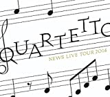 NEWS LIVE TOUR 2016 QUARTETTO(初回盤) [Blu-ray] 画像