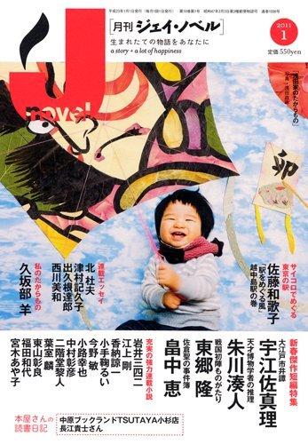 月刊 J-novel (ジェイ・ノベル) 2011年 01月号 [雑誌]