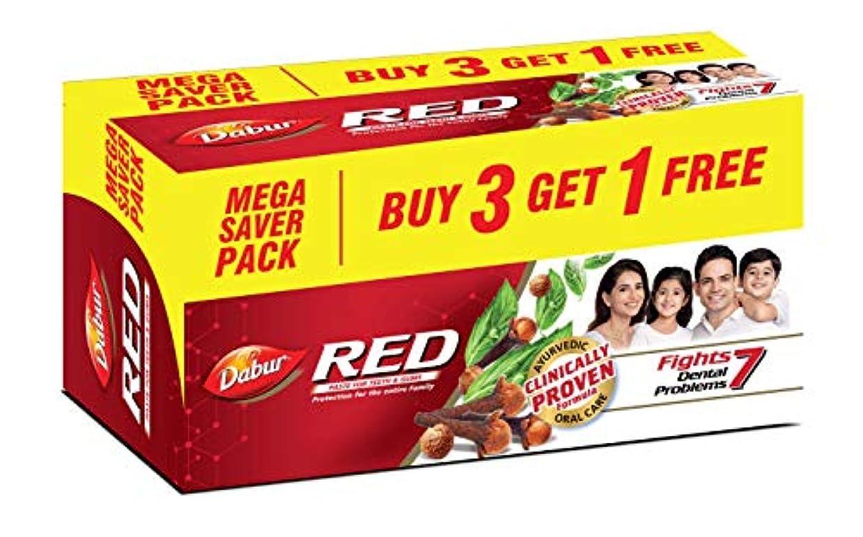 それる気付く夢中Dabur Red Paste - 150g (Buy 3 Get 1 Free)