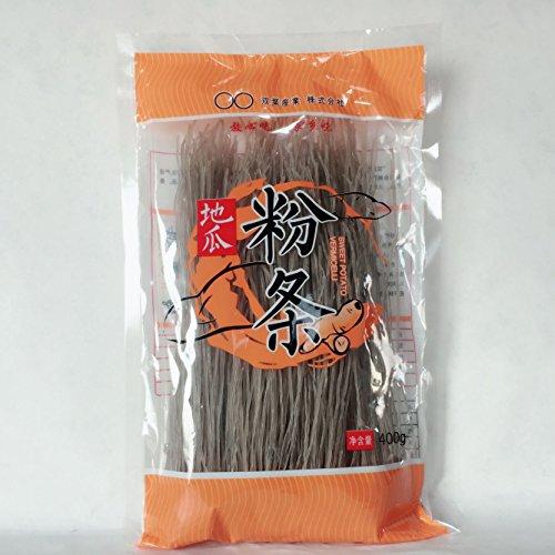 紅薯粉条(細) 春雨 サツマイモ 400g