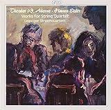 Adorno / Eisler : Works for String Quartet (弦楽四重奏のための作品集)