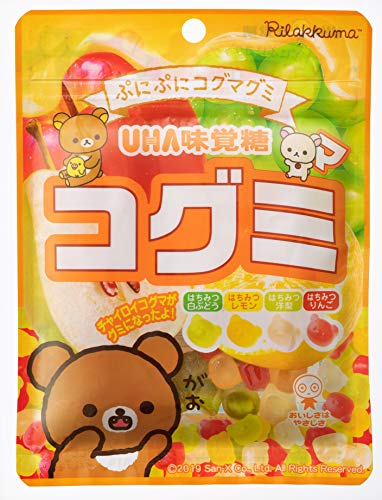 味覚糖 コグミ コグマアソート 85g ×10袋