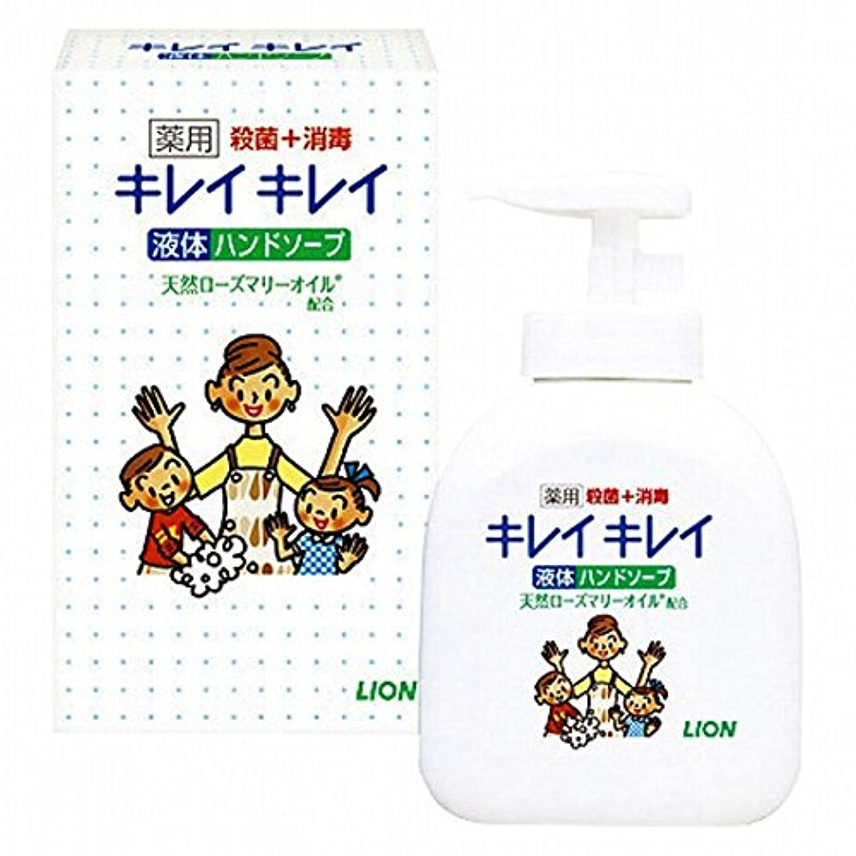 くるみちっちゃい中級LION(ライオン) ライオン キレイキレイ薬用ハンドソープ250ml(21956510)
