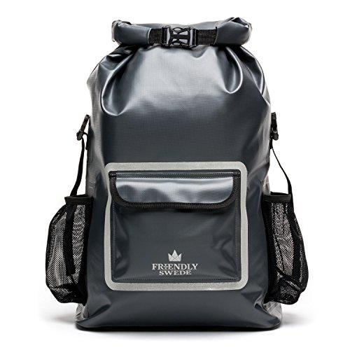 北欧発 「The Friendly Swede」防水バッグ ドライバッグ パソコン収納 旅行バッグ ハイキングバッグ・登山バッグ アウトドアバッグ 大容量バッグ 33L