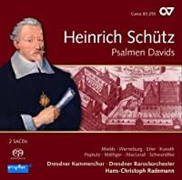 Schuetz: Psalms of David