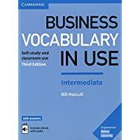 Business Vocabulary in Use: Intermediate Book with Answers and Enhanced ebook: Self-Study and Classroom Use