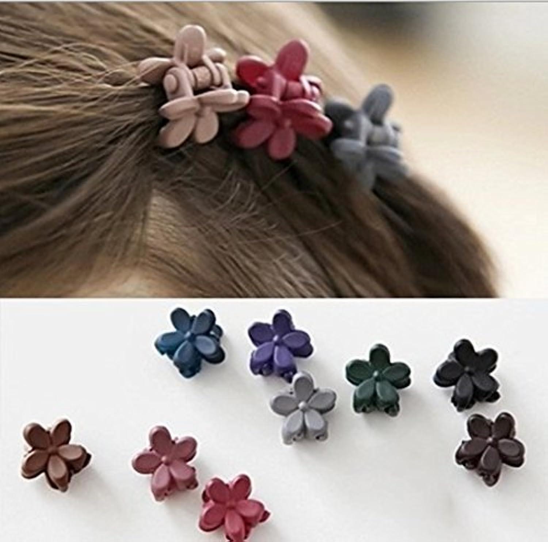 Vi.yo髪ピン ベビー髪飾り ヘアアクセサリー 髪留め 髪クリップ 子供用 可愛い 10個