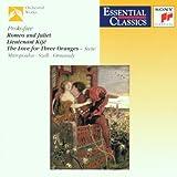 Prokofiev;Romeo + Juliet