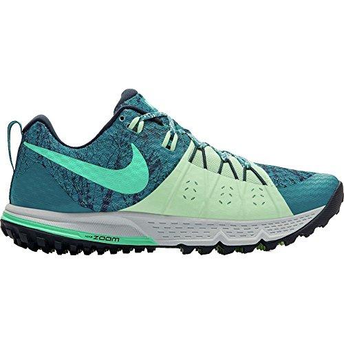 (ナイキ) Nike レディース ランニング・ウォーキング シューズ・靴 Air Zoom Wildhorse 4 Trail Running Shoe [並行輸入品]