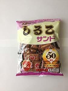 松永製菓 スターしるこサンド 110g x2袋 (個包装タイプ)